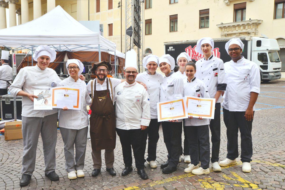 Concorso scuole alberghiere di Treviso 2017